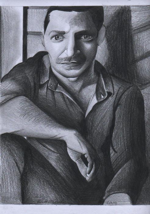 Richard Armitage by artisticheather